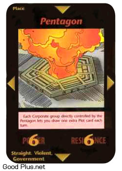 Illuminati themed card(Pentagon)